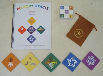 Body Oracle Cards and Book